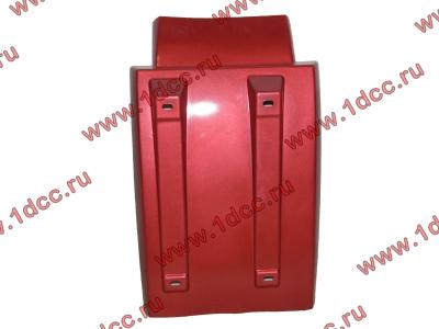 Брызговик передней оси правый H3 красный HOWO (ХОВО) WG1642230104 фото 1 Мурманск