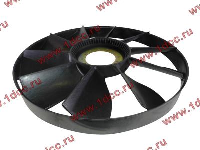 Вентилятор радиатора на гидромуфту d-640 H HOWO (ХОВО) VG2600060446 фото 1 Мурманск