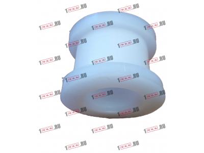 Втулка фторопластовая (передняя, кабина AZ1642430263) H2/H3 HOWO (ХОВО) AZ1642430261 фото 1 Мурманск