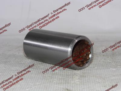 Втулка пальца передней рессоры металл H2/H3 HOWO (ХОВО) WG9000520078 фото 1 Мурманск