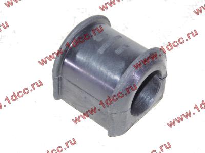 Втулка резиновая для переднего стабилизатора (к балке моста) H2/H3 HOWO (ХОВО) 199100680068 фото 1 Мурманск
