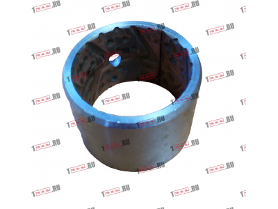 Втулка шкворня верхняя малая D=52, d=43, L=39 H HOWO (ХОВО) WG1880410035 фото 1 Мурманск