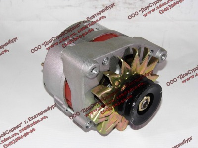 Генератор 28V/55A WD615 (JFZ2150Z1) H2/SH WP10 HOWO (ХОВО) VG1500090010/VG1560090010 фото 1 Мурманск