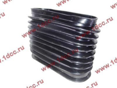 Гофра резиновая для отсекателя за кабиной H2/H3 HOWO (ХОВО) WG9725190008 фото 1 Мурманск