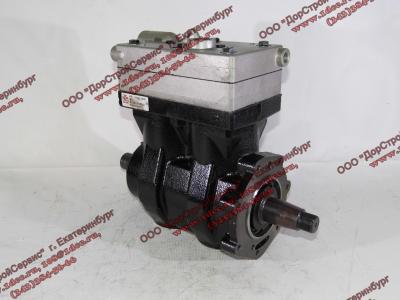 Компрессор пневмотормозов 2-х цилиндровый H2 HOWO (ХОВО) VG1560130080 фото 1 Мурманск