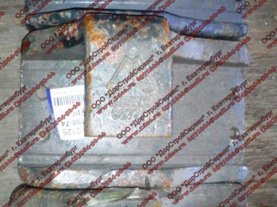Кронштейн скольжения рессоры задней (Г-образный) H HOWO (ХОВО) WG9725520277 фото 1 Мурманск