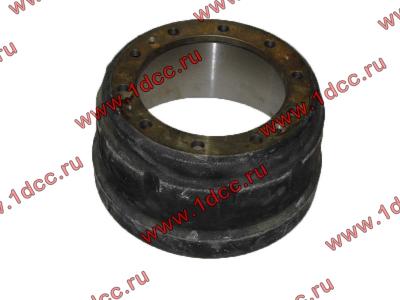 Барабан тормозной передний H2/H3 HOWO (ХОВО) AZ9112440001 фото 1 Мурманск