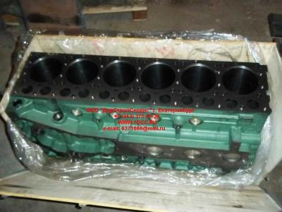 Блок цилиндров двигатель WD615.68 (336 л.с.) H2 HOWO (ХОВО) 61500010383 фото 1 Мурманск
