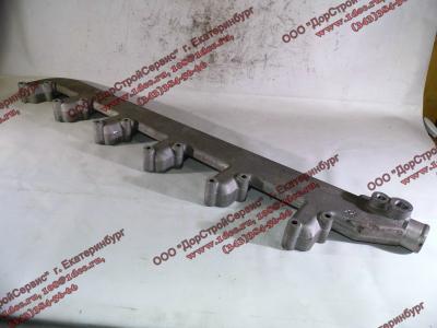 Коллектор системы охлаждения, двигатель WD615 H2 HOWO (ХОВО) VG1500040102 фото 1 Мурманск