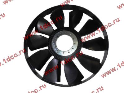 Вентилятор радиатора на гидромуфту d-590 H HOWO (ХОВО) VG1500060047 фото 1 Мурманск