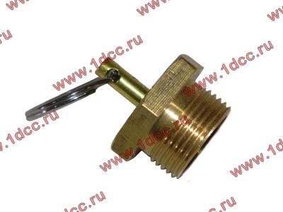 Клапан перепускной ресивера (сброса конденсата) M22х1,5 H HOWO (ХОВО) WG9000360115 фото 1 Мурманск