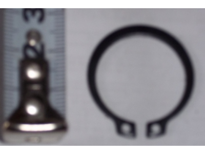 Кольцо стопорное замковое шестерни полуоси H HOWO (ХОВО) 190003933351 фото 1 Мурманск