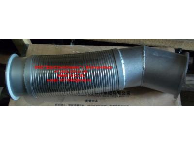 Гофра-труба выхлопная 8х4  H2/H3 HOWO (ХОВО) WG9731540012 фото 1 Мурманск