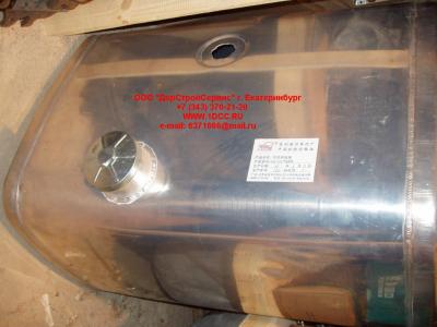 Бак топливный 350литров H2/H3 HOWO (ХОВО)  фото 1 Мурманск