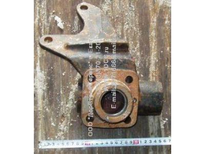 Кронштейн передней тормозной камеры правый H HOWO (ХОВО) AZ9100410036 фото 1 Мурманск