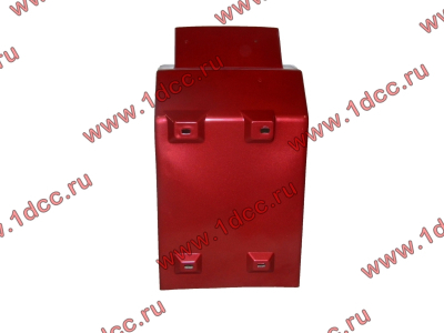 Брызговик передней оси правый H2 красный HOWO (ХОВО) WG1642230004 фото 1 Мурманск