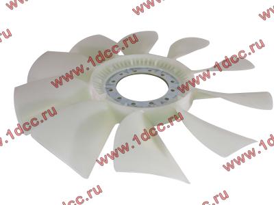 Вентилятор радиатора (на гидромуфту) без кольца d-590 H HOWO (ХОВО) 61500060131 фото 1 Мурманск