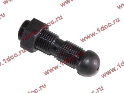 Болт регулировочный клапана с гайкой H2/H3 HOWO (ХОВО) VG14050010 фото 1 Мурманск