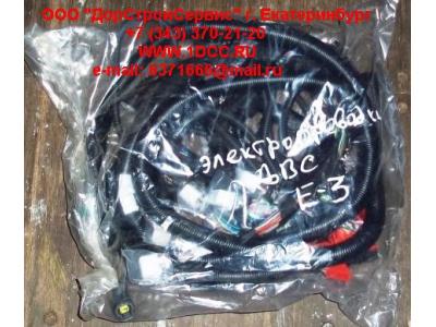 Жгут электропроводки двигателя H3 HOWO (ХОВО)  фото 1 Мурманск