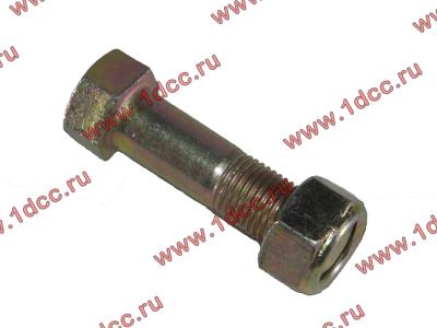 Болт M12х40 карданный с гайкой H2/H3 HOWO (ХОВО)  фото 1 Мурманск