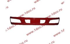 Бампер F красный пластиковый для самосвалов фото Мурманск