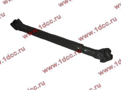 Вал карданный основной без подвесного L-1650, d-180, 4 отв. H2/H3 HOWO (ХОВО) AZ9114311650 фото 1 Мурманск