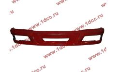 Бампер FN2 красный самосвал для самосвалов фото Мурманск
