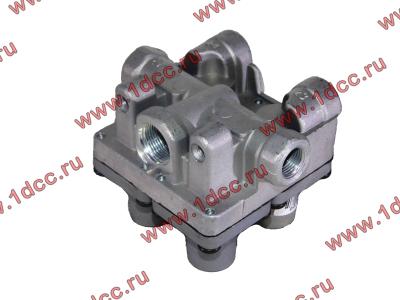 Клапан предохранительный 4-х контурный H2/H3 HOWO (ХОВО) WG9000360366 фото 1 Мурманск