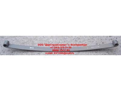 Лист 8х4 №01 передней рессоры L-1630 H HOWO (ХОВО) WG9731520041-1 фото 1 Мурманск