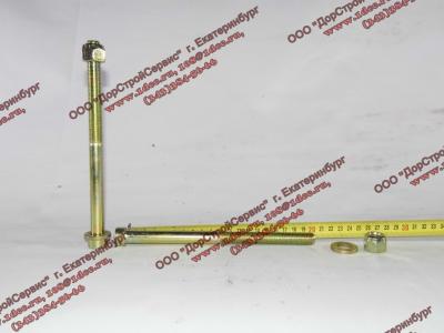 Болт центральный рессоры передней H2/H3 HOWO (ХОВО) 99100520710 фото 1 Мурманск