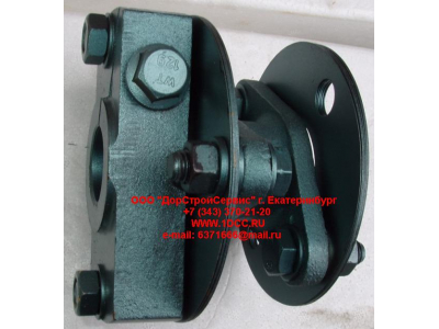 Муфта привода ТНВД в сборе (L трубы- 45мм, круглые пластины) H HOWO (ХОВО) VG1560080300 фото 1 Мурманск