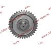 Вал промежуточный длинный с шестерней делителя КПП Fuller RT-11509 КПП (Коробки переключения передач) 18222+18870 (A-5119) фото 2 Мурманск