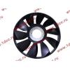 Вентилятор радиатора на гидромуфту d-590 H HOWO (ХОВО) VG1500060047 фото 2 Мурманск