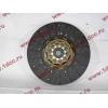 Диск сцепления ведомый 420 мм H2/H3 HOWO (ХОВО) WG1560161130 фото 2 Мурманск