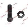 Болт регулировочный клапана с гайкой H2/H3 HOWO (ХОВО) VG14050010 фото 2 Мурманск