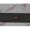 Лист задней рессоры С.О. №01 L-1730 (прямой под бобышку) H2 HOWO (ХОВО) WG9725520286-1 фото 2 Мурманск