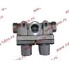 Клапан предохранительный 4-х контурный H2/H3 HOWO (ХОВО) WG9000360366 фото 2 Мурманск