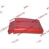 Брызговик передней оси правый H3 красный HOWO (ХОВО) WG1642230104 фото 3 Мурманск