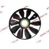 Вентилятор радиатора на гидромуфту d-640 H HOWO (ХОВО) VG2600060446 фото 3 Мурманск