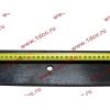 Лист задней рессоры С.О. №01 L-1680 (прямой под болт без бобышки) H2 HOWO (ХОВО) WG9232520028 фото 3 Мурманск
