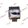 Генератор 28V/55A WD615 (JFZ255-024) H3 HOWO (ХОВО) VG1560090012 фото 3 Мурманск