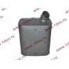 Глушитель квадратный H HOWO (ХОВО) WG9725540002 фото 3 Мурманск