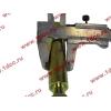 Болт крепления переднего стабилизатора с гайкой H2/H3 HOWO (ХОВО) 199100680069 фото 3 Мурманск