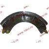 Колодка тормозная задняя с накладками H2/H3 HOWO (ХОВО) WG199000340061 фото 4 Мурманск