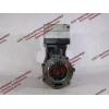 Компрессор пневмотормозов 2-х цилиндровый H2 HOWO (ХОВО) VG1560130080 фото 4 Мурманск