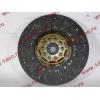 Диск сцепления ведомый 420 мм H2/H3 HOWO (ХОВО) WG1560161130 фото 4 Мурманск