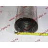 Гофра-труба выхлопная 6х4 с юбкой H2/H3 HOWO (ХОВО) WG9725540053 фото 5 Мурманск