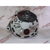 Генератор 28V/55A WD615 (JFZ2150Z1) H2/SH WP10 HOWO (ХОВО) VG1500090010/VG1560090010 фото 6 Мурманск